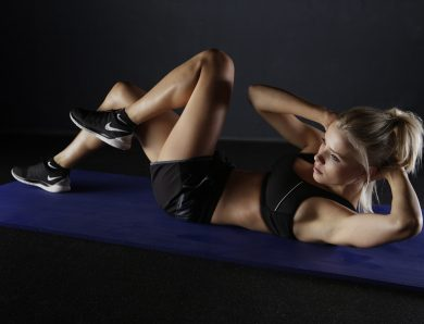 Exercise  is essential for  fit body and good looking